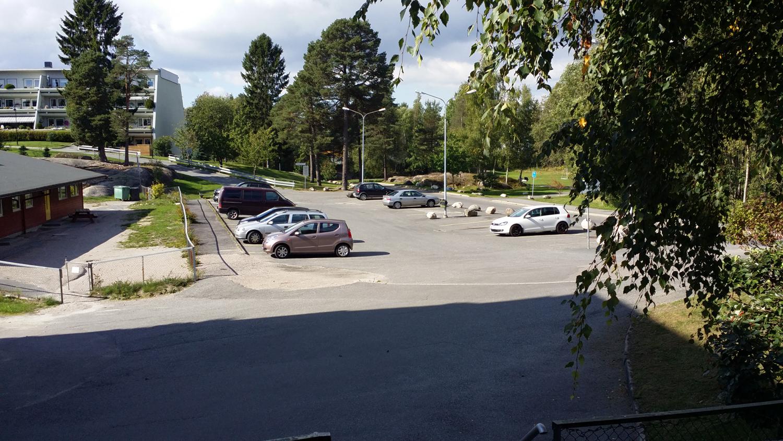 Gjesteparkering